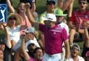 Sergio Garcia makes hole-in-one at island-green 17th at TPC Sawgrass: video