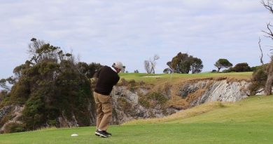 Check out these videos of signature holes from Australian golf courses