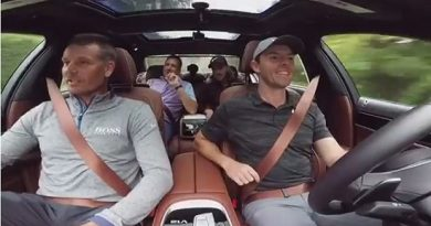 WATCH / Ryder Cup players stitch up team captain over cyrotherapy chambers
