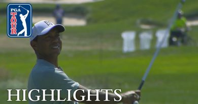 Tiger Woods and Rory McIlroy take share of lead at BMW Championship: video highlights