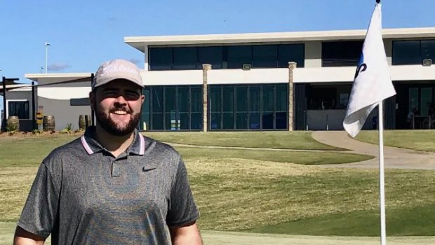 Golfer scores incredible 61 Stableford points at Maroochy River