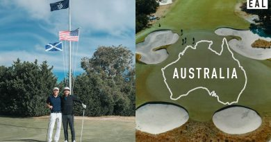 Metropolitan and Victoria Golf Clubs featured by Erik Anders Lang