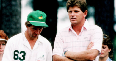 Nick Price's caddie tells story of Augusta course record while hungover