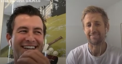 Adam Scott talks Tiger, The Open and The Masters on the 100th Howie Games podcast
