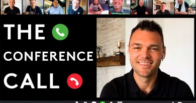 European tour players get together for hilarious conference call