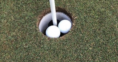 Three aces and an albatross on one day at 13th Beach