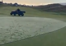"Check out this ""oddly satisfying"" dew sweeping video"