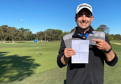 Golfer shoots 11-under 60 but loses Stableford comp on a countback
