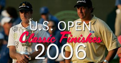 Rewatch Geoff Ogilvy's 2006 US Open victory at Winged Foot
